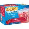 Emergen-C Immune+ Drink Dietary Supplement Powder Drink Mix with Vitamin C - Cherry - 30ct - image 2 of 4