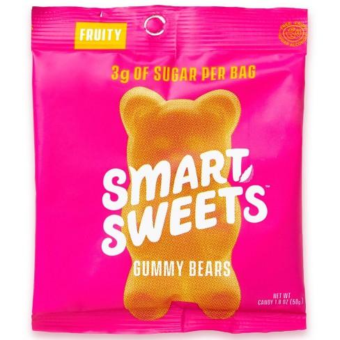 SmartSweets Fruity Gummy Bears - 1.8oz - image 1 of 4