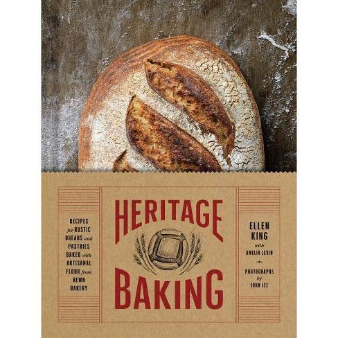 Heritage Baking - by  Ellen King (Hardcover) - image 1 of 1