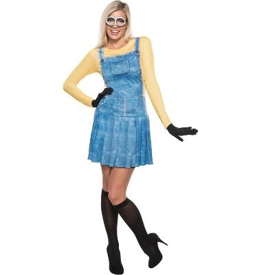 Despicable Me Female Minion Adult Costume