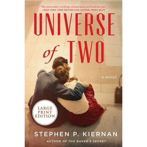Universe of Two - by  Stephen P Kiernan (Paperback) - image 1 of 1
