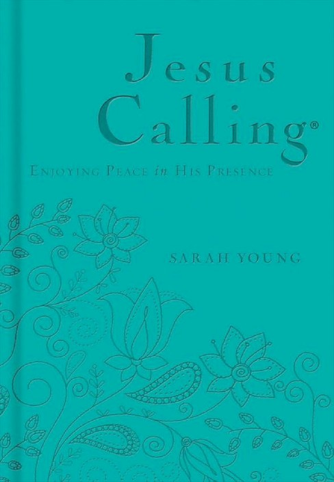Jesus Calling : Enjoying Peace in His Presence (Reprint) (Paperback) (Sarah Young) - image 1 of 1