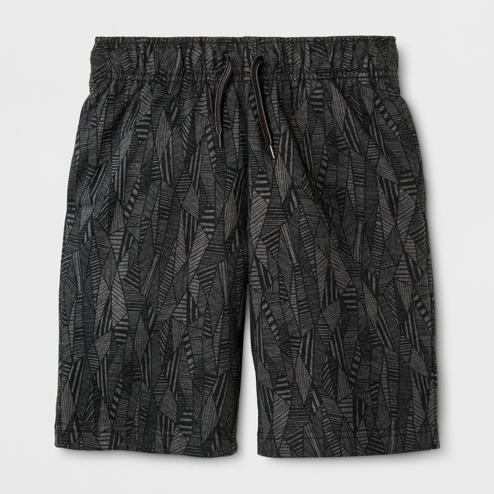 Boys' Knit Shorts - Cat & Jack Gray XS