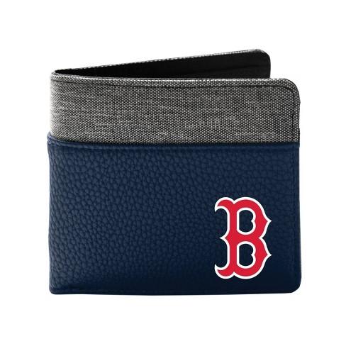 MLB Boston Red Sox Pebble BiFold Wallet - image 1 of 2