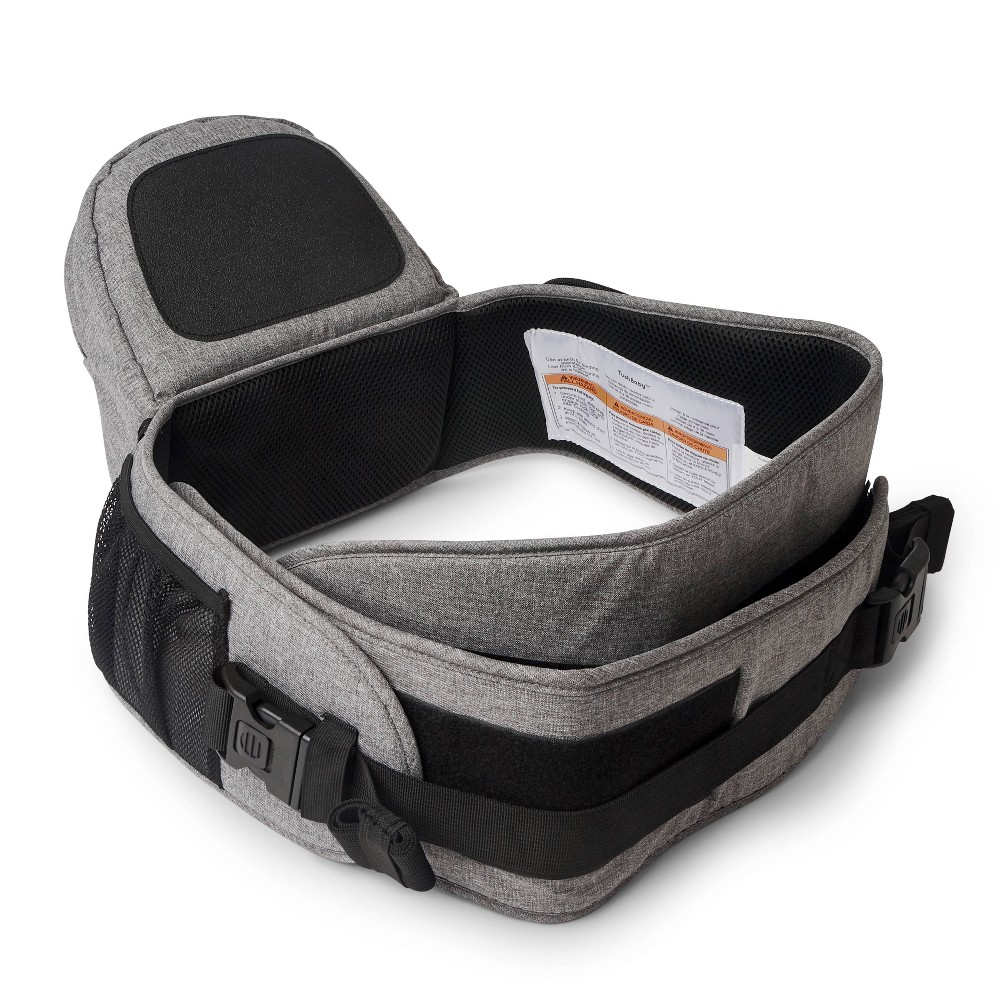 Image of TushBaby Carrier Accessories - Gray