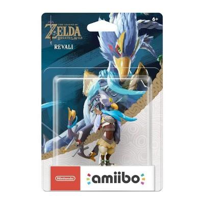 The Legend of Zelda: Breath of the Wild amiibo Figure - Revali