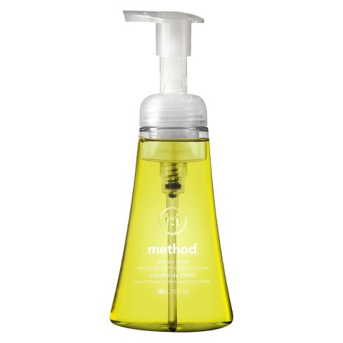 Method Foaming Hand Soap Lemon Mint - 10oz - image 1 of 1