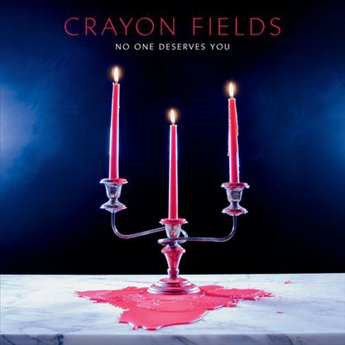 Crayon fields - No one deserves you (CD) - image 1 of 1