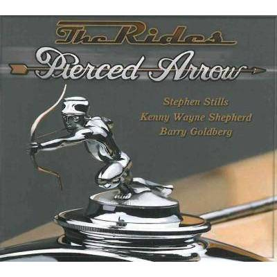 The Rides - Pierced Arrow (CD)