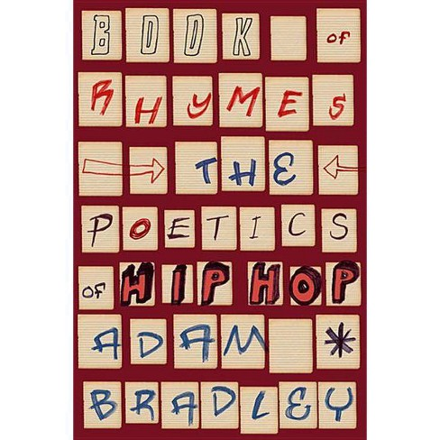 Book of Rhymes - by  Adam Bradley (Paperback) - image 1 of 1