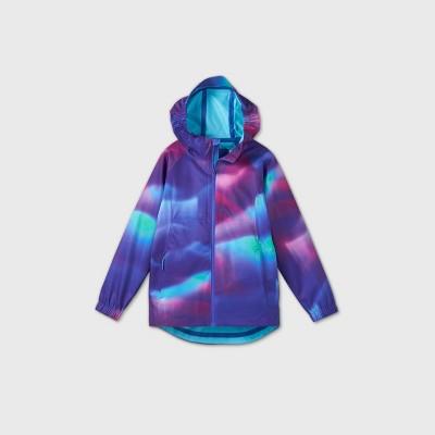 Girls' Waterproof Shell Jacket - All in Motion™