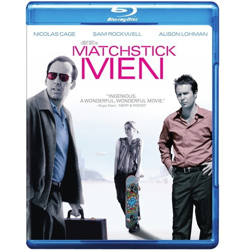 Matchstick men (Blu-ray) - image 1 of 1