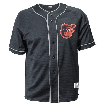 MLB Baltimore Orioles Men's Button-Down Jersey