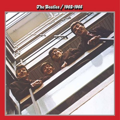 The Beatles - 1962-1966 (CD)