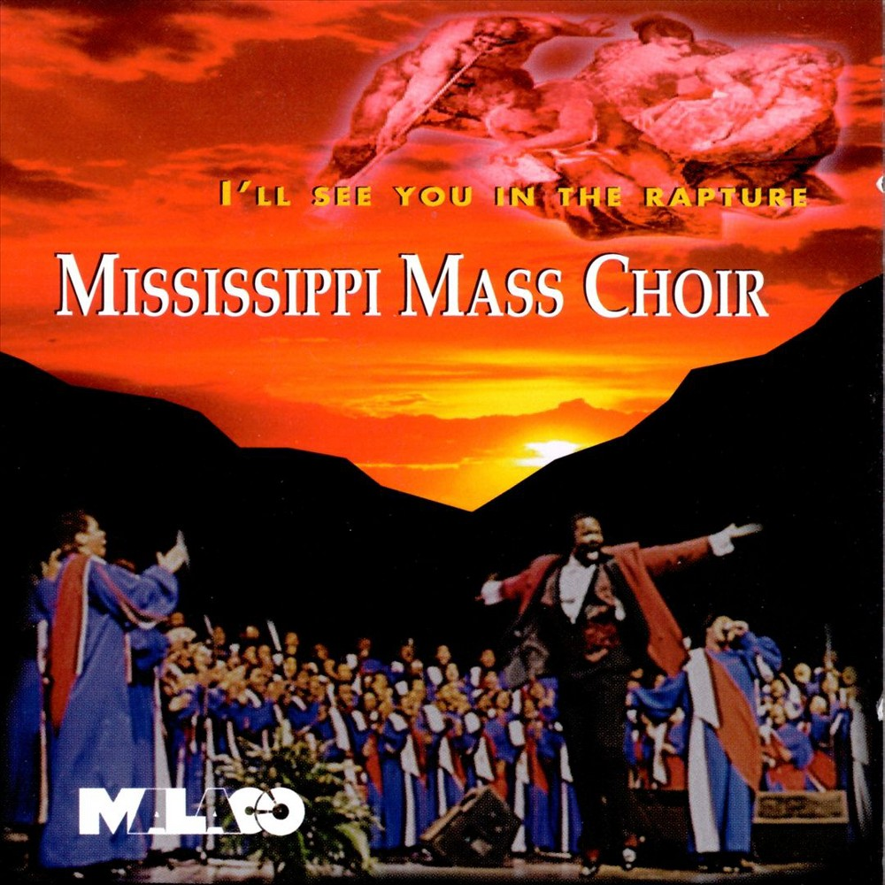 Mississippi Mass Cho - I'll See You In The Rapture (CD)
