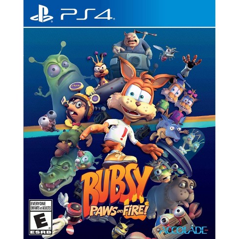 Bubsy: Paws on Fire! - PlayStation 4 - image 1 of 7