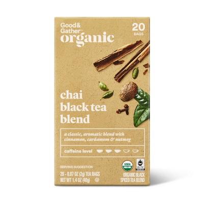 Organic Chai Black Tea - 20ct - Good & Gather™