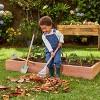 Little Tikes Growing Garden Large Tool Set with Lightweight & Durable Metal Shovel, Rake, Garden Hoe for Kids' - image 3 of 4