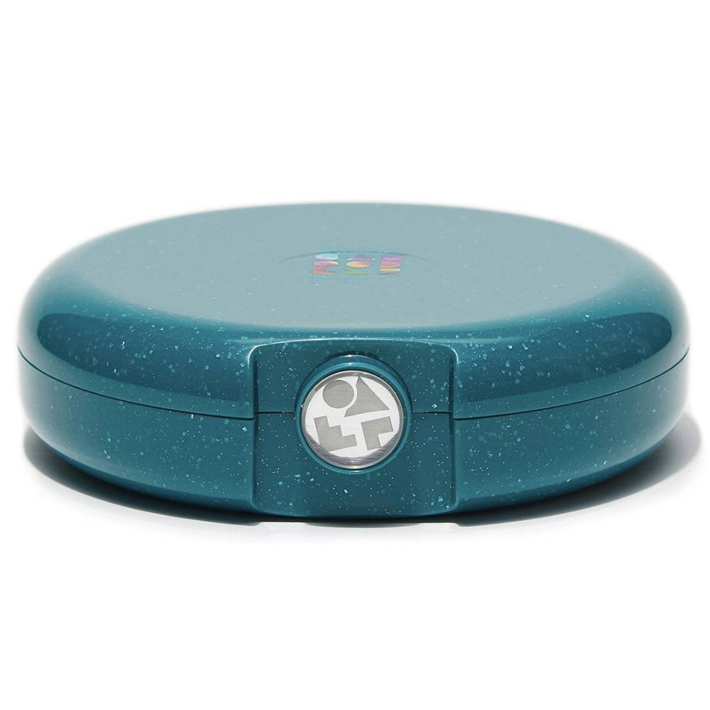 Image of Caboodles Cosmic Compact Case - Deep Green