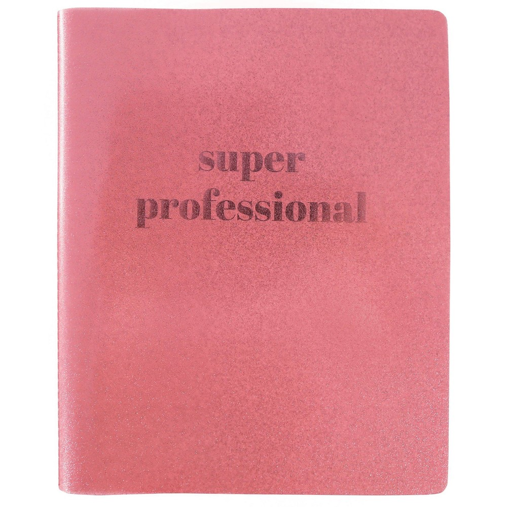 "Image of ""Lined Journal 8"""" x 10"""" PVC Super Professional - Graphique"""