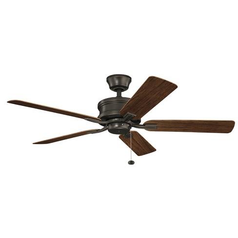 """Kichler 310220 Tess 52"""" Indoor / Outdoor Ceiling Fan - image 1 of 1"""