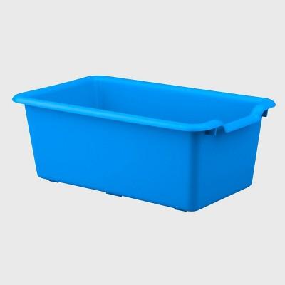 4ct Storage Bin Blue - Bullseye's Playground™