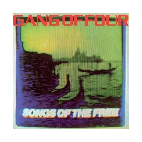 Gang Of Four - Songs of The Free (Vinyl) - image 1 of 1