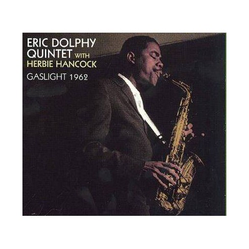 Eric Dolphy Quintet - Gaslight 1962 * (CD) - image 1 of 1