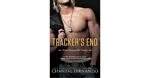 Tracker's End (Paperback) (Chantal Fernando) - image 1 of 1