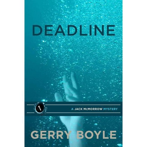 Deadline - by  Gerry Boyle (Paperback) - image 1 of 1