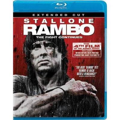 Rambo (Extended Cut) (Blu-ray)