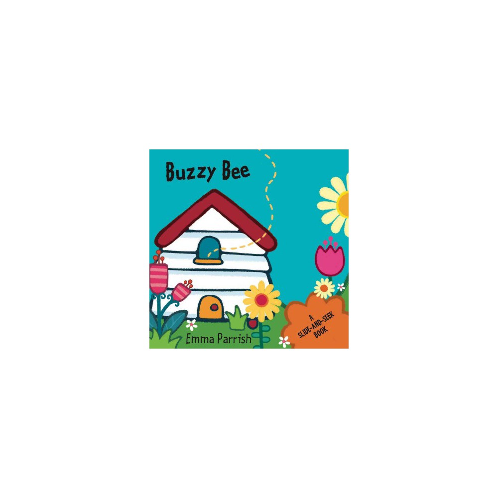 Buzzy Bee (Hardcover) (Michelle Golden)