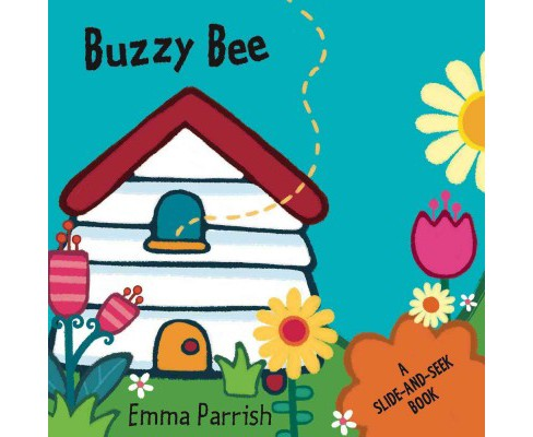 Buzzy Bee (Hardcover) (Michelle Golden) - image 1 of 1