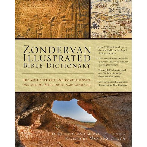 Zondervan Illustrated Bible Dictionary - (Premier Reference) by  J D Douglas & Merrill C Tenney - image 1 of 1