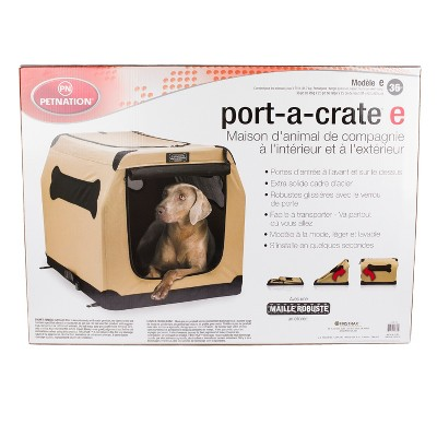 PetNation Port-A-Crate 36 Inches, Indoor And Outdoor Home For Pets