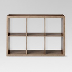 "6 Cube Organizer Shelf 13"" - Threshold™"