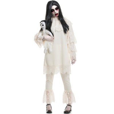 Charades Wicked Doll Adult Costume