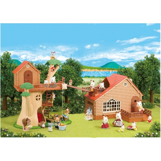 Calico Critters Lakeside Lodge image number null