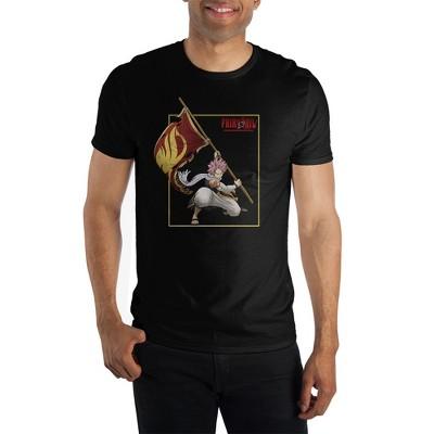 Fairy Tail Natsu Short-Sleeve T-Shirt