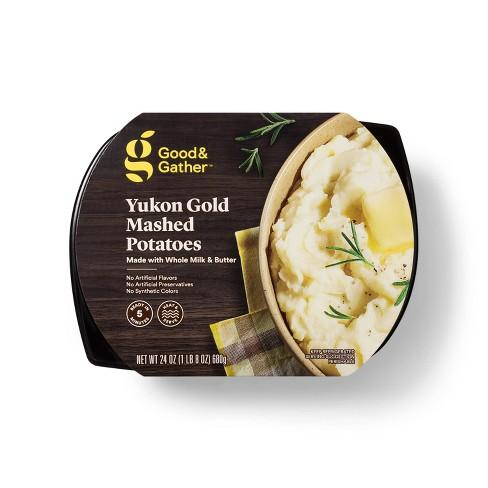 Yukon Gold Mashed Potatoes - 24oz - Good & Gather™ - image 1 of 2