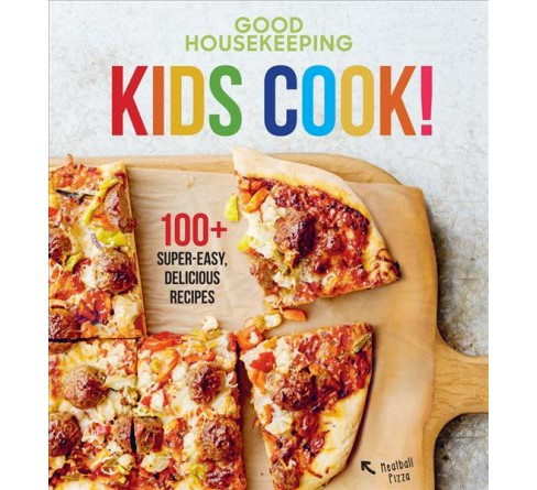 Good Housekeeping Kids Cook! : 100+ Super-easy, Delicious Recipes -  by Susan Westmoreland (Hardcover) - image 1 of 1