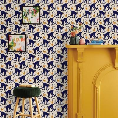 Monkey Play Peel & Stick Wallpaper - Opalhouse™