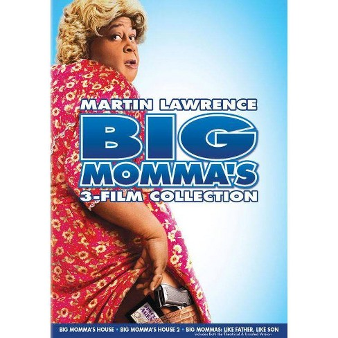 Big Momma's Collection (DVD) - image 1 of 1