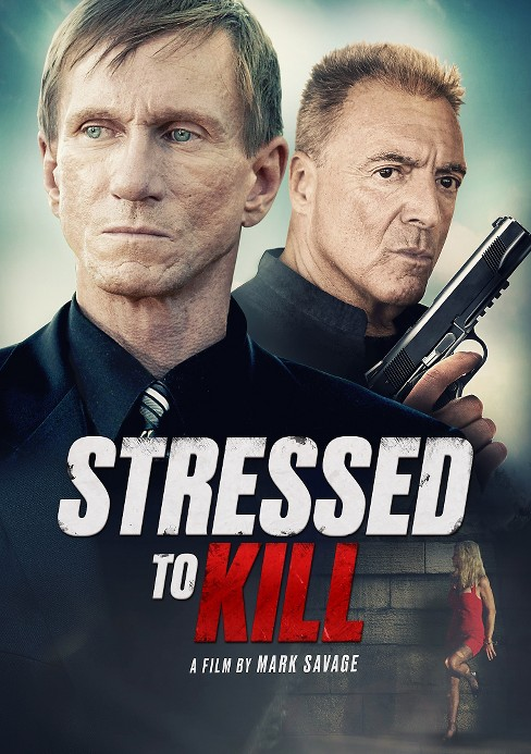 Stressed to kill (DVD) - image 1 of 1