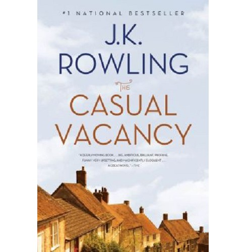 The Casual Vacancy (Paperback) by J. K. Rowling - image 1 of 1