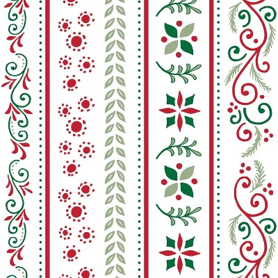 Evergreen Paper Luncheon Napkin 20 count Christmas Traditions