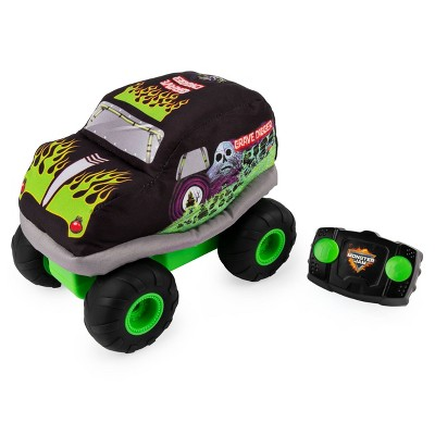 Plush Power - Monster Jam Truck