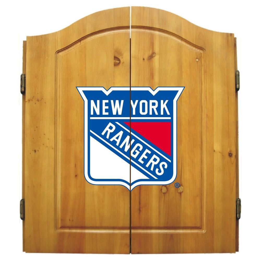 New York Rangers Dart Board