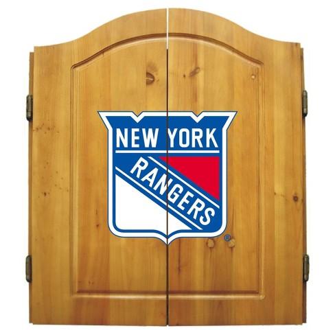 NHL New York Rangers Dart Board - image 1 of 2