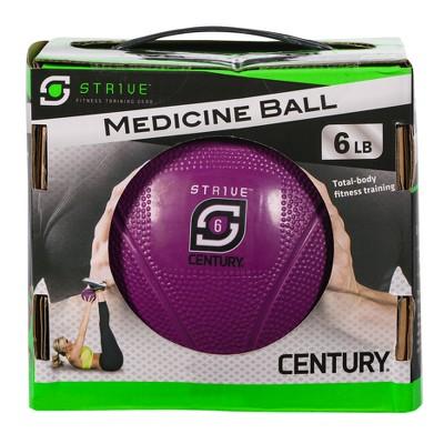 Century Strive Medicine Ball - Yellow (8lb)